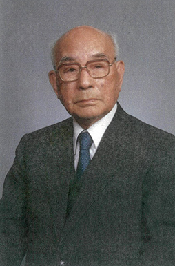 土光敏夫氏