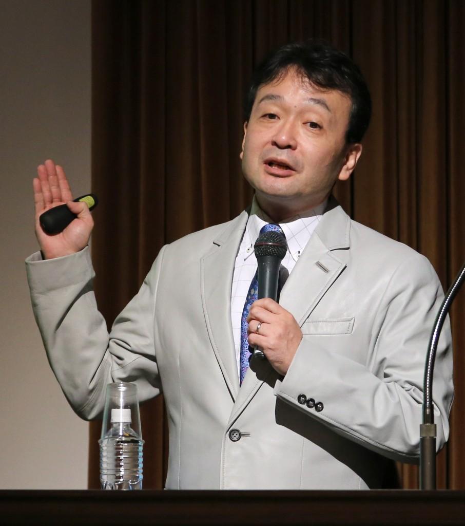 正論・井上和彦講演会