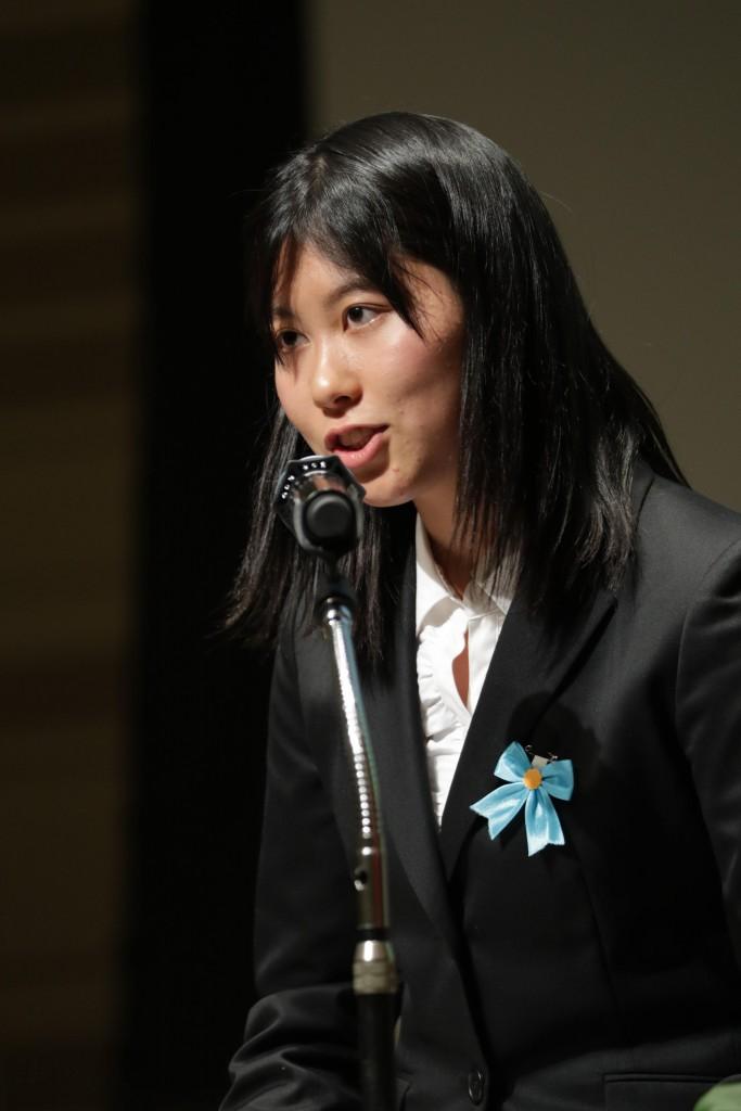 野崎英子さん